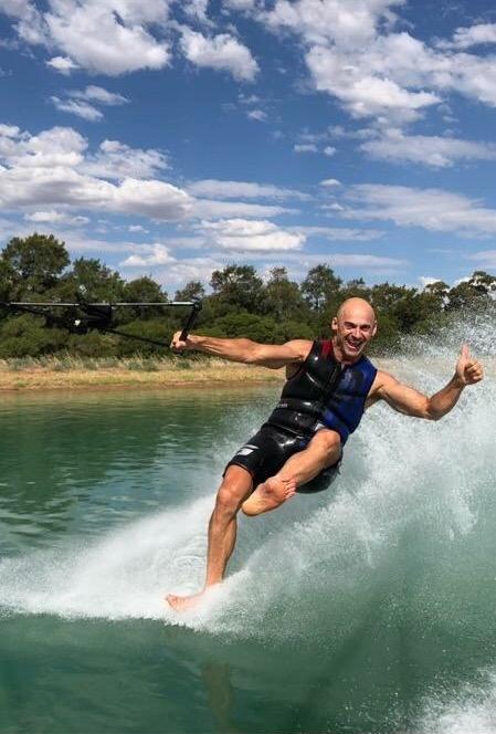 Brett Sands - Australian Barefoot Champion