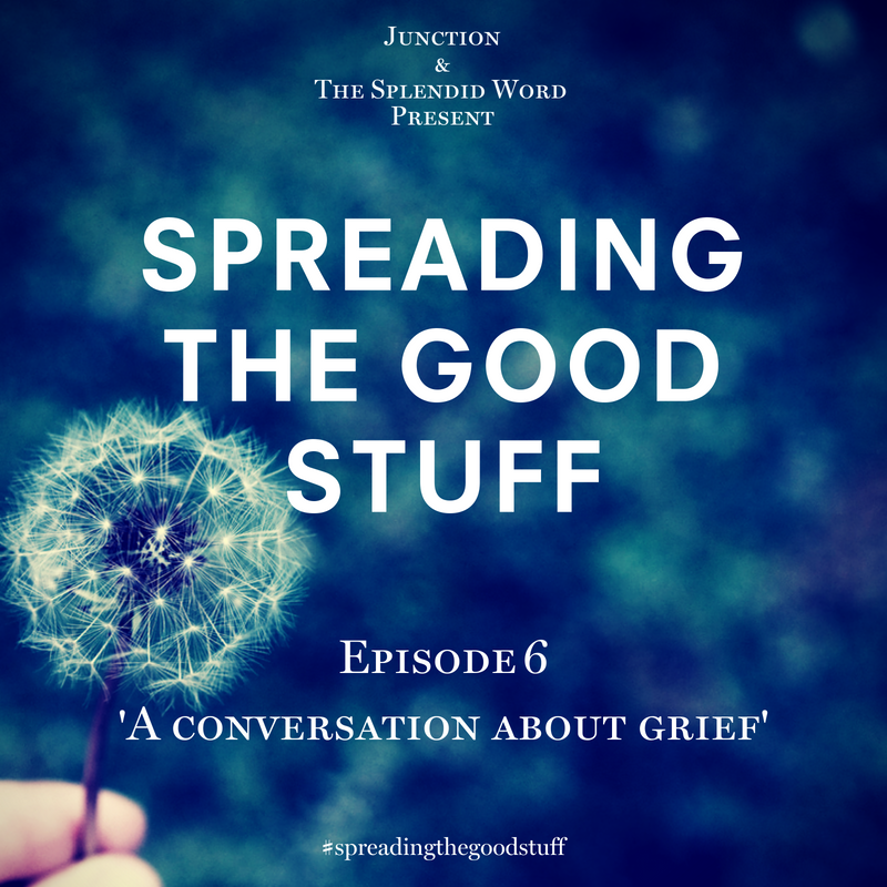 Spreading The Good Stuff – Live Conversation Series